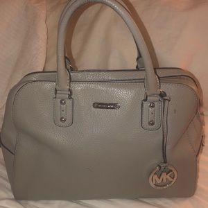 Michael Kors Gray Purse